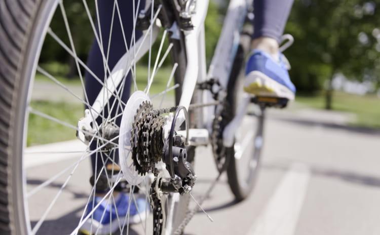 ロードバイクの効果的なトレーニング。全身運動で理想の自分になろう