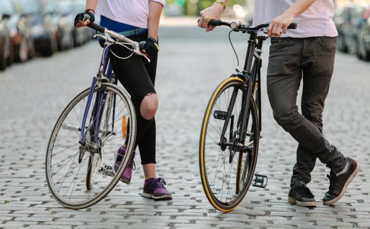 お気に入りクロスバイクのアクセサリー|自由にサイクリングを楽しむ