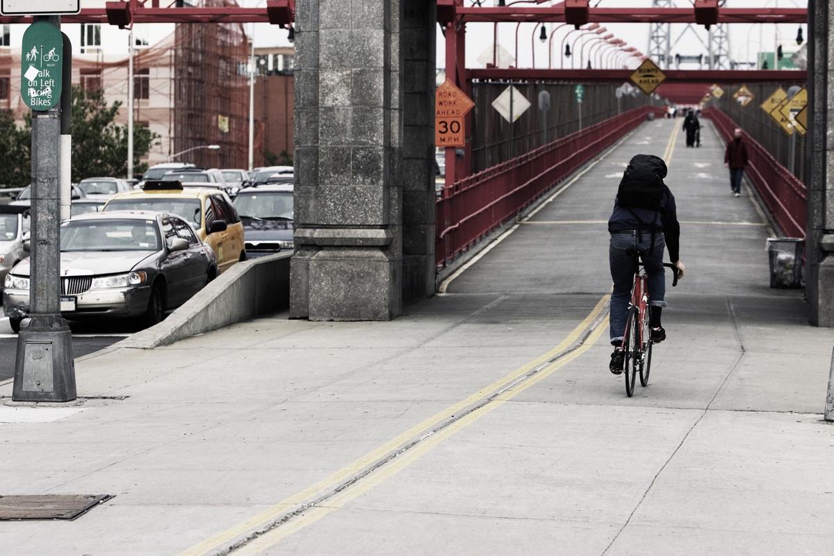 サイクリング 橋