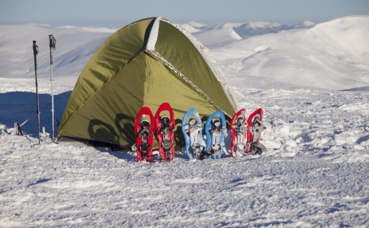 初心者にもおすすめのアイゼンで冬山を安全に登って楽しもう