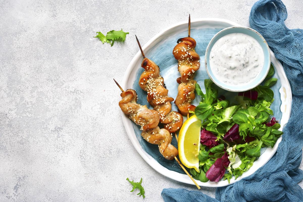 タンパク質の多い食事で、効率よく理想的な筋肉を手に入れる