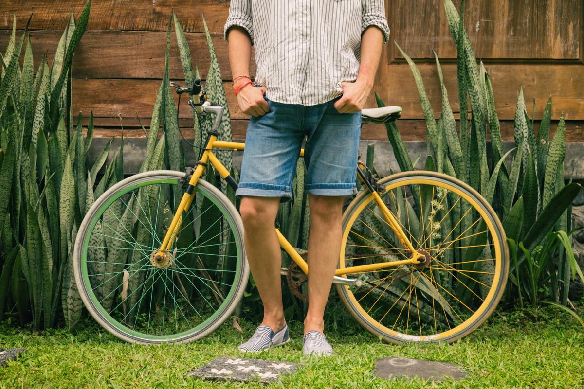 修理 自転車 パンク