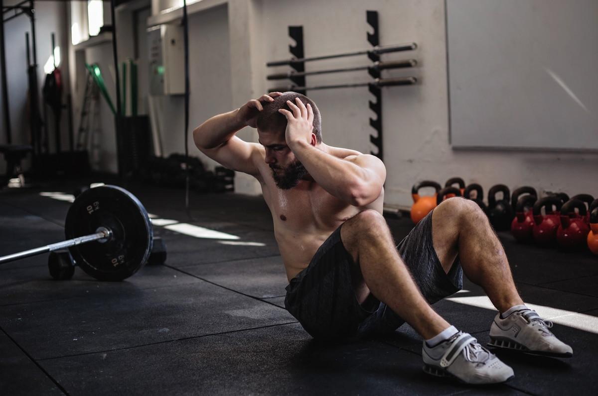 横筋 トレーニング 腹
