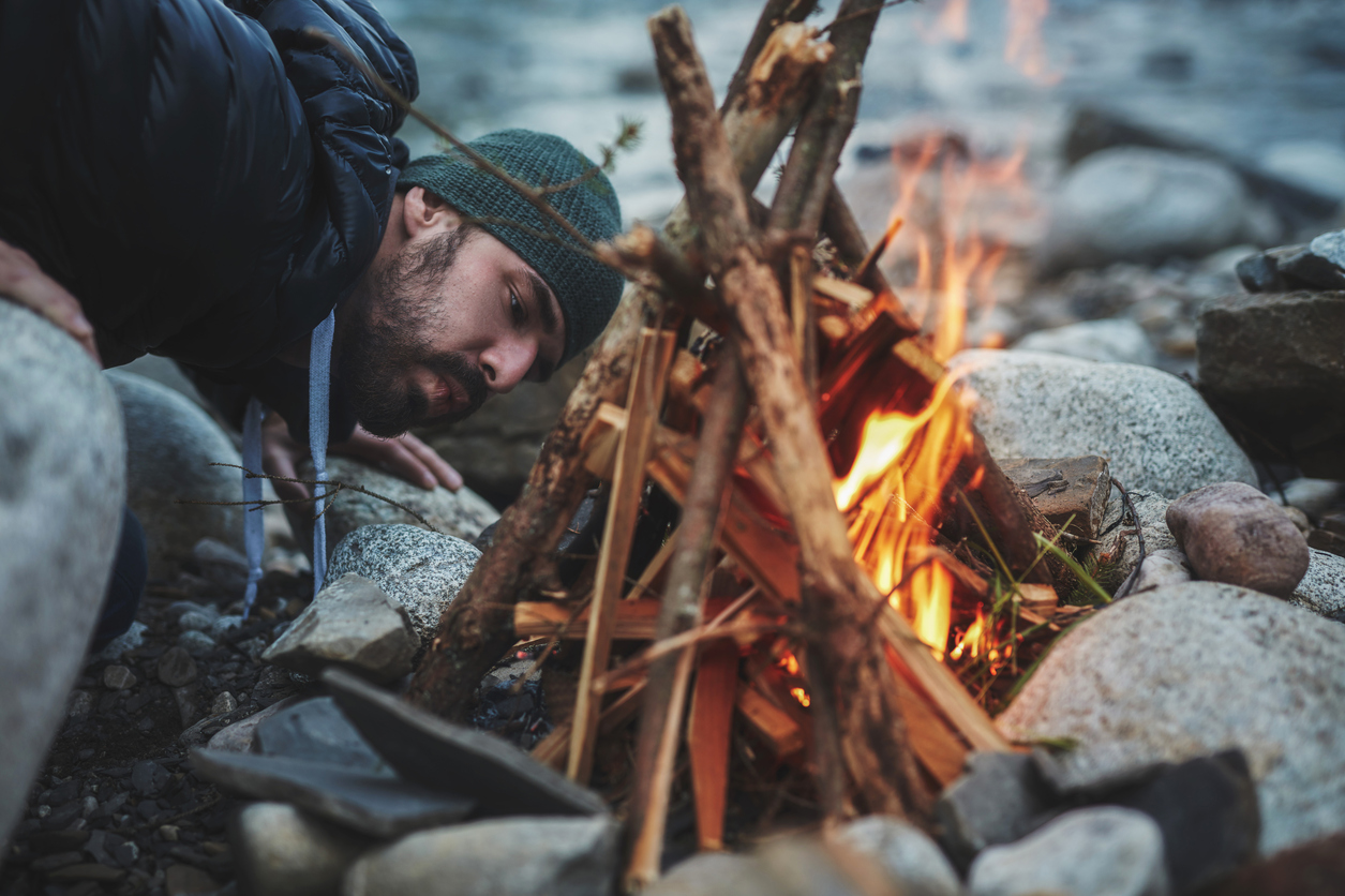 キャンプ用の焚き火台の選び方のコツ!適切なものを選ぼう!
