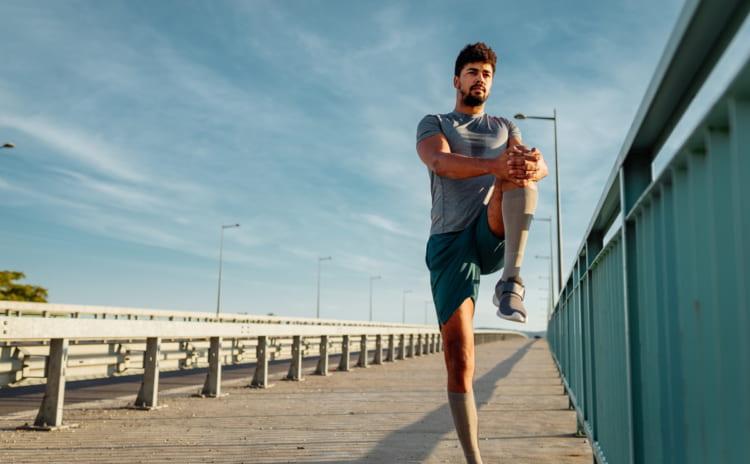 ストレッチは脚を重点的に|むくみや疲れを改善しよう
