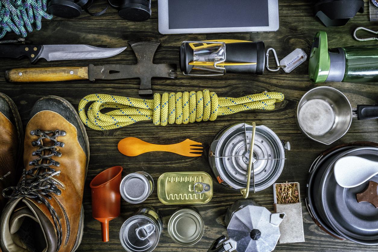 キャンプ道具を自作してキャンプをより楽しくするための工夫!